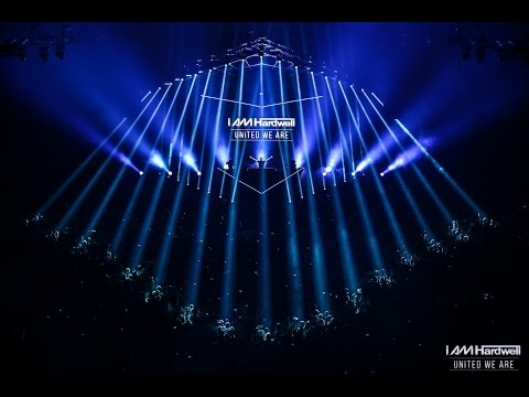 Hardwell - I AM HARDWELL #UnitedWeAre (2015 Live at Ziggo Dome)