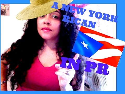 NEW YORK RICAN IN PUERTO RICO