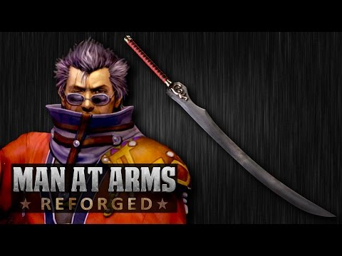 Auron's Katana (final Fantasy X) - Man At Arms: Reforged video