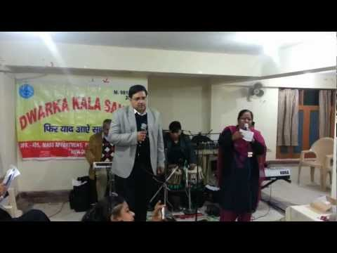 Abhi Na Jao Chod Kar-by S C Sareen video