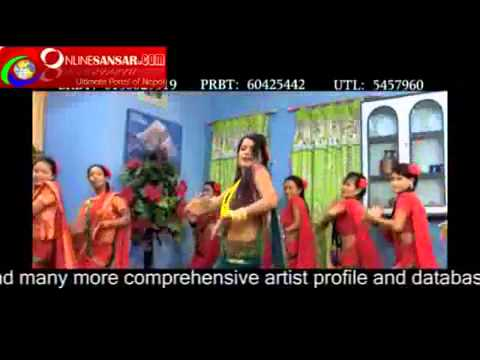 New Teej Song From Nepali Movie Andaz video