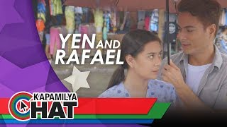 Kapamilya Chat with Yen Santos and Rafael Rosell for MMK