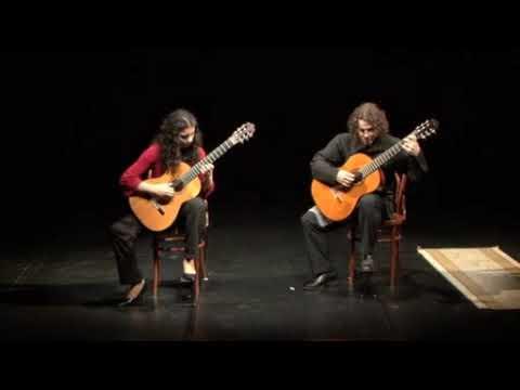 Jaime Zenamon - Sonata Andina - I e II Mov.