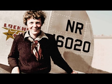 These Are the Final Moments of Amelia Earhart on the Ground