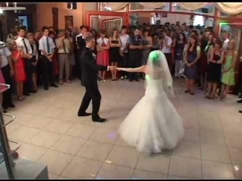 Pierwszy Taniec Wykonany Cudownie.