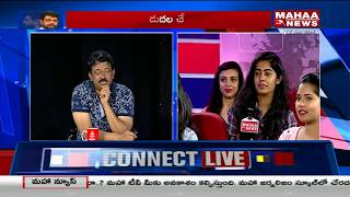 College Students Controversial Questions to RGV | #GodSexandTruth | #PrimeTimeWithMurthy