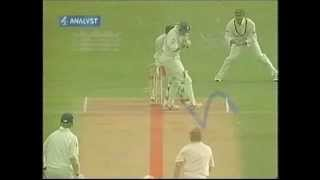 Shane Warne: 'That Ball' to Strauss - Ashes 2005