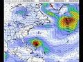GFS Model Forecast for the Atlantic