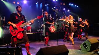 Red Hot Chilli Pipers - Insomnia (live)