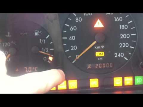 Remise A Zero Compteur Vidange Mercedes Classe E