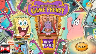 SpongeBob's Game Frenzy (By Nickelodeon) - iOS / Android - Gameplay Video