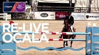 LIVE 🔴 | Ocala | Longines FEI World Cup™ Jumping NAL | Ranking Competition - Live Oak International