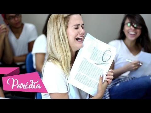 download lagu PARÓDIA ♫  DEU ONDA - MC G15 gratis