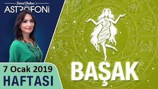 BAŞAK Burcu 7 Ocak 2019 HAFTALIK Burç Yorumları, Astrolog DEMET BALTACI