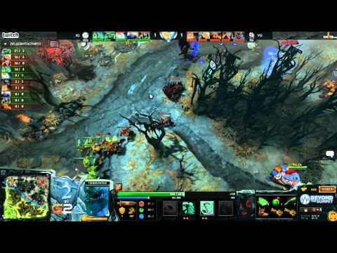 VG vs IG The Summit 2 China Day 5 Game 2