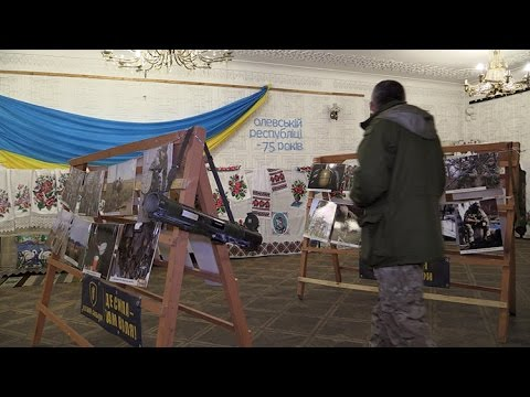 На Житомирщині відзначили 75-у річницю Олевської республіки