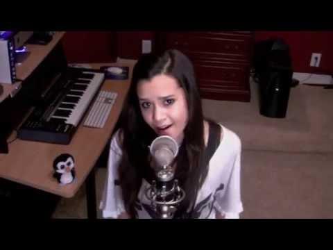 Hold My Hand-Michael Jackson (Duet with Akon) (cover) Megan Nicole