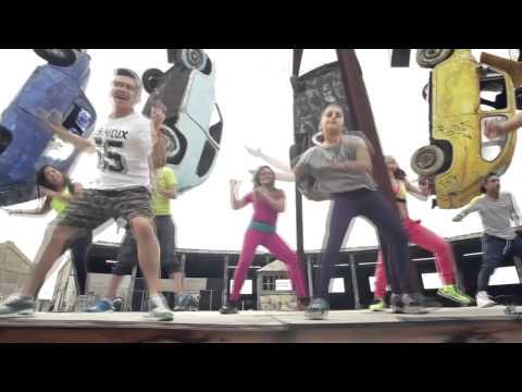 Mc Dues - Bailando Cha - Video Remix By Dvj Moster Zambrano video