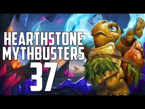Hearthstone Mythbusters 37