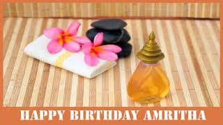 Amritha   Birthday Spa - Happy Birthday