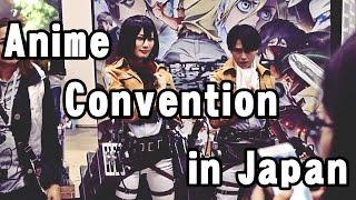 ?Vlog?Anime Japan 2017 (Random Videos)