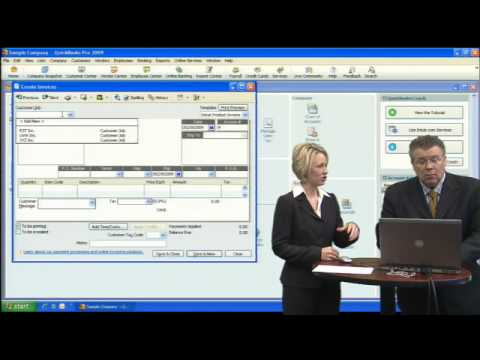 QuickBooks: Tracking Invoices, Revenues and Deposits