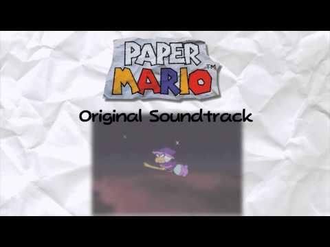 Misc Computer Games - Paper Mario - Professor Frankly
