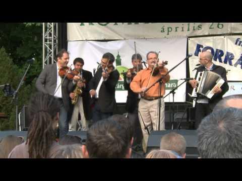 A Csík Zenekar koncertezett a 23. Komáromi Napokon