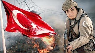 Türk Askeri Olmak! Battlefield 1 Türkçe