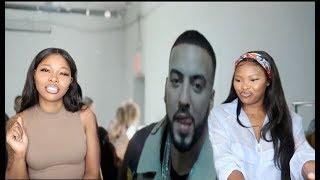 French Montana No Stylist Ft Drake Reaction Nataya Nikita