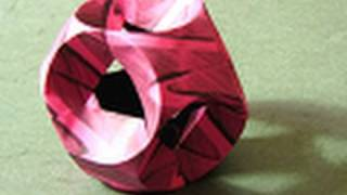 Origami Instructions: 'jump' (hans-werner Guth)