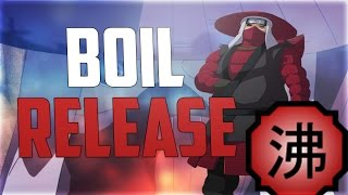 Ninja Heroes OA | First Look at Boil Release | New Elemental Release | iBeMaine