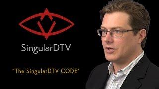 The SingularDTV CODE