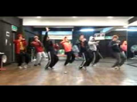 Infinite   Nothing's Over Dance Practice clearer version