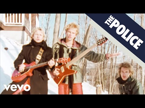 De Do Do Do De Da Da Da is listed (or ranked) 13 on the list The Police: Best Songs Ever...