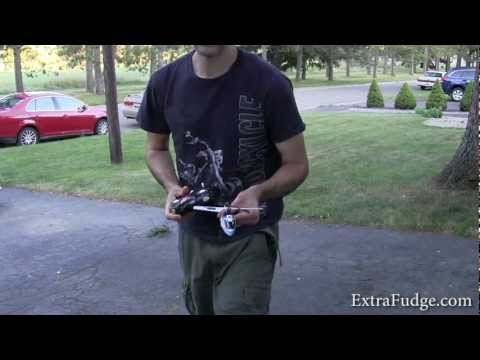 4CH 2.4GHz Mini Radio Single Propeller RC Helicopter Gyro V911 RTF Unboxing and Overview