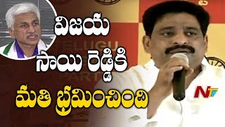 Buddha Venkanna Strong Counter To Vijaya Sai Reddy Comments Over TTD Gold Issue