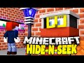 DAS BESTE VERSTECK - Minecraft SPONGEBOB HIDE N' SEEK BATTLE
