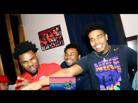 """Lil Pump - """"Iced Out"""" ft. 2 Chainz (Official Audio) REACTION!!"""