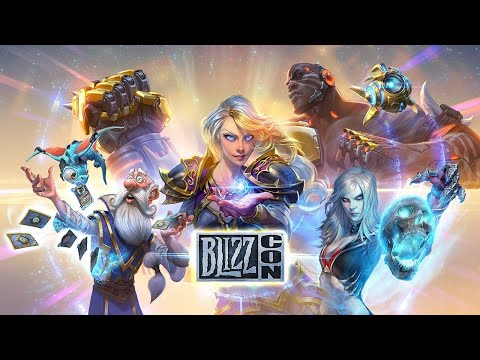 Blizzcon 2017 Virtual Ticket Trailer