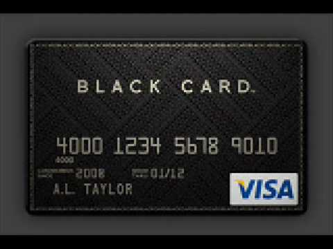 Black Card Visa - How to Apply