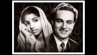Lata & Mukesh - Dil Lootne Waale Jadugar (Duet)