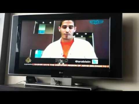 Basque on Al Jazeera #SpanishRevolution