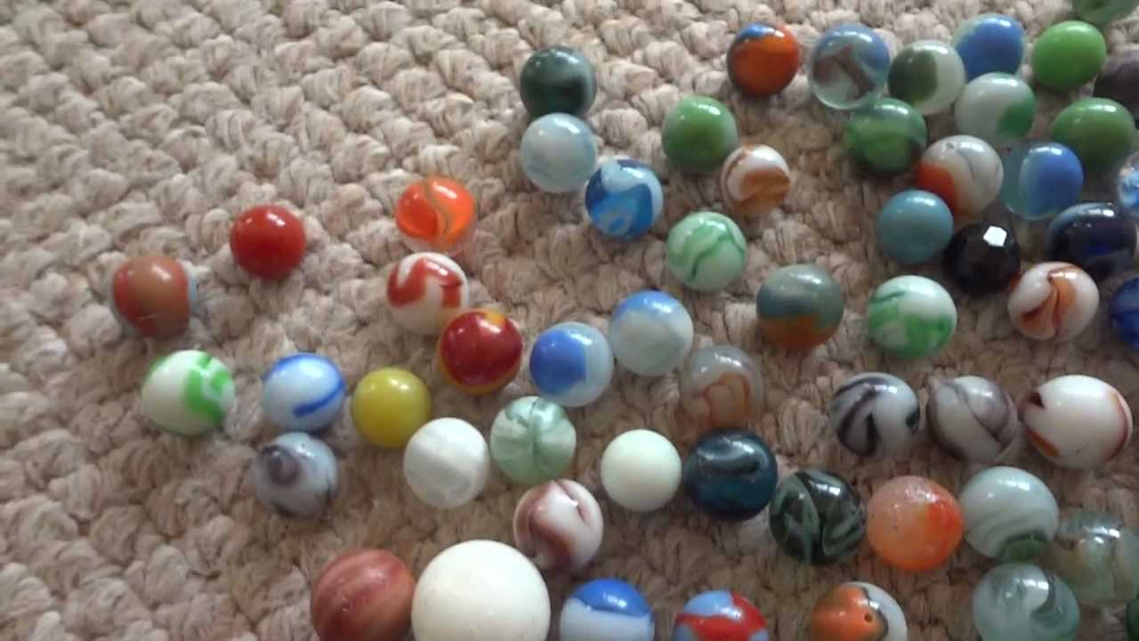 marbles identification and price guide pdf