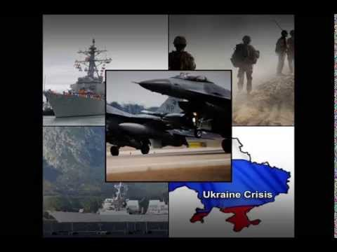 US to Send More F-16's, Ships & Maybe Troops to Black Sea Over Ukraine Crisis