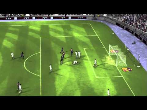 FIFA 11 Best player in the World / ФИФА 11 Лучший игрок мира / HD