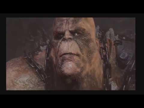 Битва с Кроном | Эпичная битва с отцом Зевса|