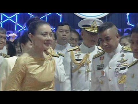 Thailand's Princess Srirasmi renounces royal status and will divorce