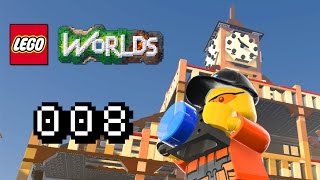 WIE IM WILDEN WESTEN !! - Let's Play Lego Worlds Gameplay #008 [Deutsch] [60FPS]