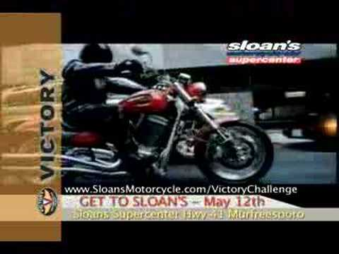 Victory Motorcycles Promo Video